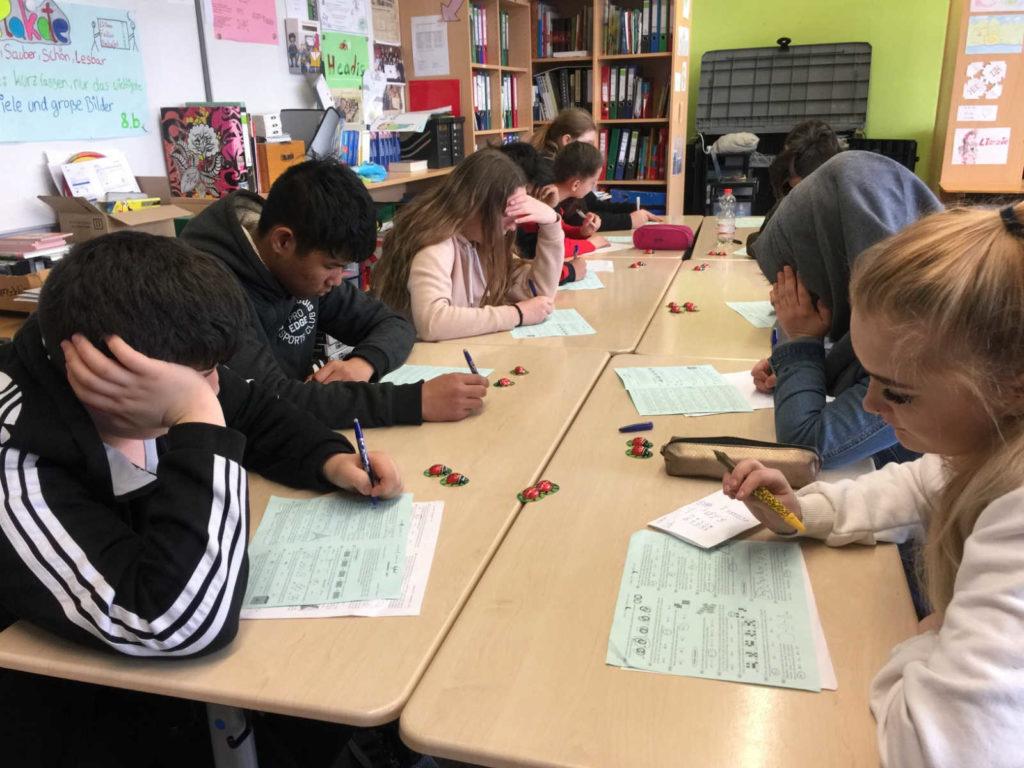 Känguru Mathematikwettbewerb